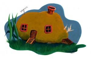 Maison patate