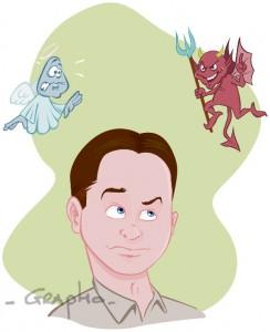 Ange et démon