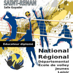 Affiche Iroise Volley