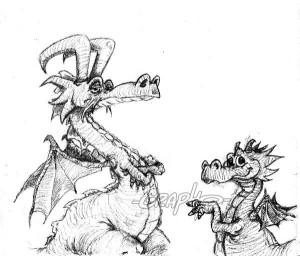 Dragons tout pourris
