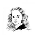 Hermione. Encre